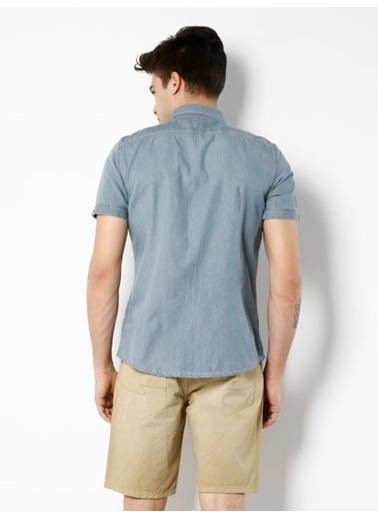 Kısa Kollu Gömlek-Colin's